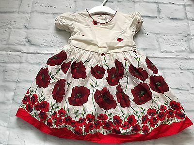 Baby Girls Clothes 9-12  Months - Stunning Girl Party Occasion Dress