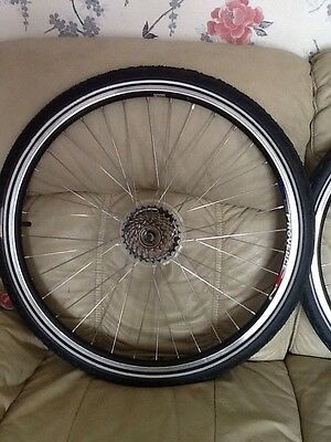 26in Electric Front Wheel With Rear Wheel 36v