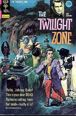 The Twilight Zone Issue #51 (Gold Key) Comic!