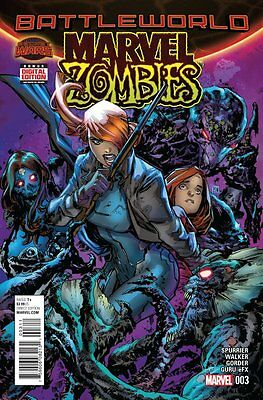Marvel Zombies Issue #3 (Marvel) Comic!
