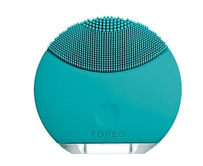 Foreo Luna Mini Turquoise Blue In Box with Warranty