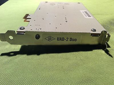 UAD-2 Duo PCIe Processing Card  Excellent
