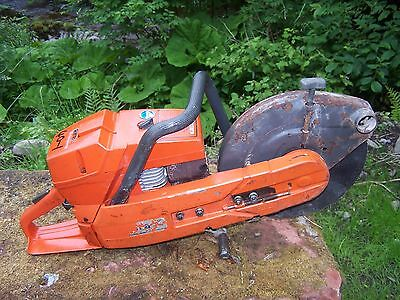 Husqvarna 268K stone saw(not Stihl Saw)