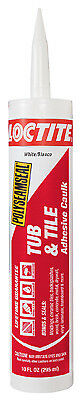 HENKEL CORPORATION 10OZ WHT 2In1 Tub Caulk