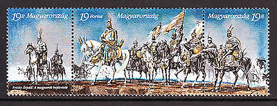 HUNGARY - 1994. 1100th Anniversary of Hungarian Conquest - MNH
