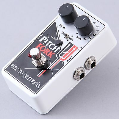 Electro-Harmonix Pitch Fork Guitar Effects Pedal P-00865