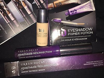 Urban Decay Foundation 3.5 & Primer Sample With Mascara Refresher Full Size