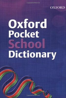 OXFORD POCKET DICTIONARY by Delahunty, Andrew Paperback Book The Cheap Fast Free