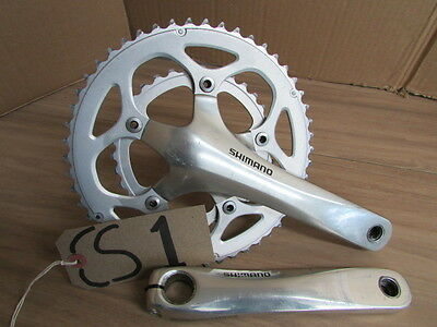 SHIMANO TIAGRA FC-4550 10 SPEED COMPACT CHAINSET 170mm