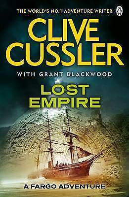 Lost Empire, Clive Cussler, Book, New (Paperback)