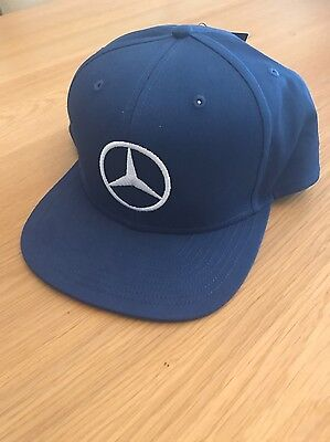Formula One -  Lewis Hamilton - 2016 British Gp Flat Brim Snap Back Cap.
