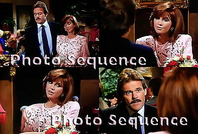 DALLAS Victoria Principal John Beck PHOTO Sequence #01