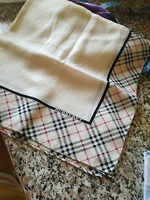 Foulard Burberry originale