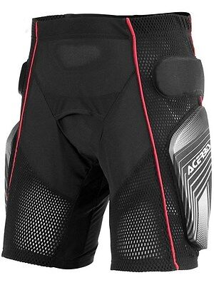 Acerbis Black-Grey 2015 Soft 2.0 MX Protection Shorts
