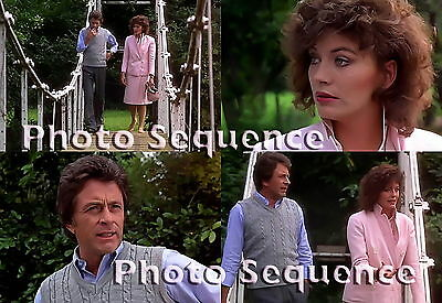MURDER is EASY Bill Bixby Lesley-Anne Down PHOTO Sequence #01