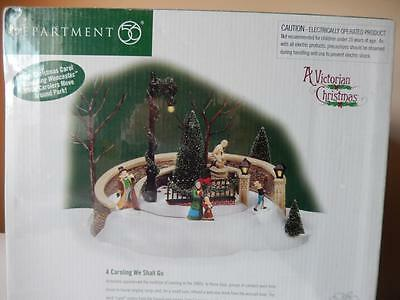 Department 56 HTF (NEW) Animated- A Caroling We Shall Go #56.58589 (Cool - Read)