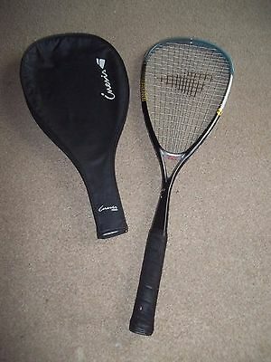 Inesis  Drast 52 Squash Racket And Cover