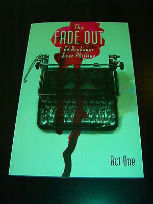 The Fade Out - TPB 1 - Ed Brubaker - Sean Phillips - Image