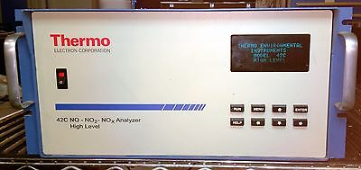 Thermo Enviormental Model 42C High Level CO Analyzer