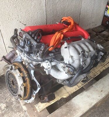 2000 MAZDA MX5 RS 1.8 MK2 ENGINE 67K Collection Only