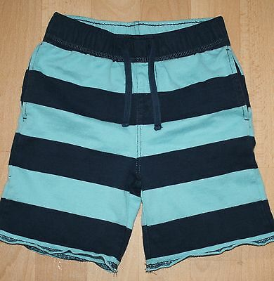Wide Stripe Jersey Shorts From Gymboree Size 3Y