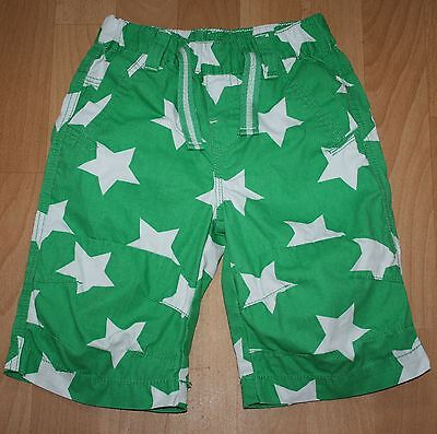 Green Star Shorts From Next Size 6Y