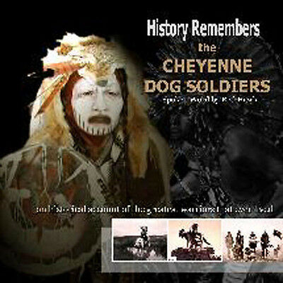 "Red Hawk Collectors Edition Cd ""history Remembers The Chyeynne Dog Soldiers"""