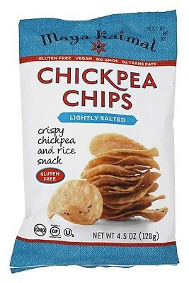 Maya Kaimal - Chickpea Chips Lightly Salted - 4.5 oz.