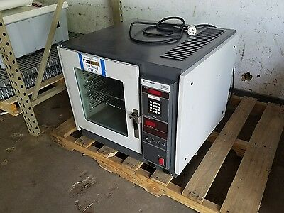 Fisher Scientific 282A Isotemp Vacuum Oven, professional clean, works, 13-262-52