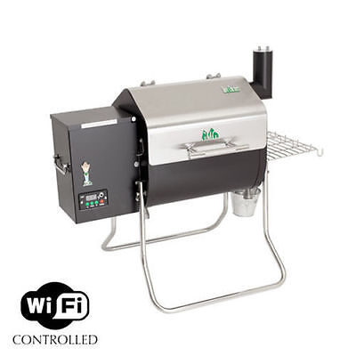 Green Mountain Grills, GMG Davy Crockett Wood Pellet Barbecue Grill WiFi, DCWF