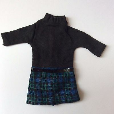 Sindy vintage dolls clothes 1960s Lunch Date 12S04 MIHK Dress #A