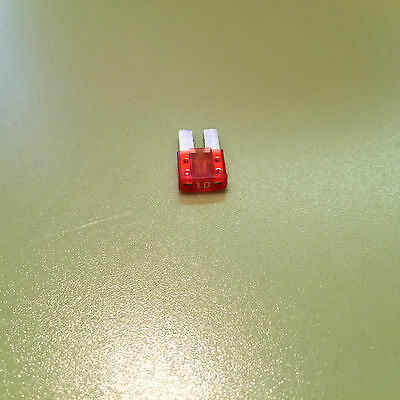 10A Micro  Two Blade Fuse Micro2 12V 24V  10 Amp