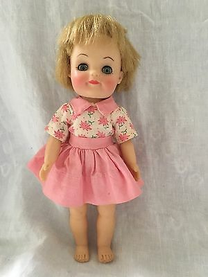 Vintage Effanbee Doll 1965, 8 inches