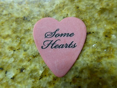 """CARRIE UNDERWOOD 2006 """"Some Hearts"""" Guitar Pick from Her First Concert Tour RARE"""