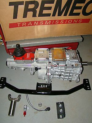 Tremec TKO 500 600 Transmission 5 speed 75 - 81 Camaro Firebird Kit