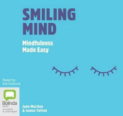 NEW Smiling Mind By Jane Martino Audio CD Free Shipping
