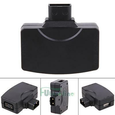 D-Tap P-Tap To 5V USB Adapter Connector For Anton Bauer Sony V-mount Camera US