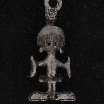 CHARM Marvin The Martian WARNER BROS LOONEY TUNES Pewter WB STORE 4205