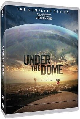 Under the Dome: The Complete Series [New DVD] Boxed Set, Subtitled, Widescreen