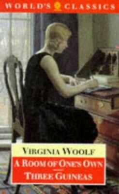 A Room of One's Own / Three Guineas by Woolf, Virginia Paperback Book The Cheap