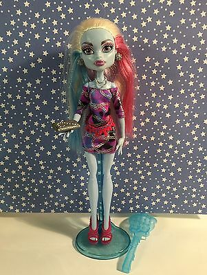 Monster High Doll Loose Abby Bominable