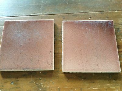"""VICTORIAN FIREPLACE HEARTH TILE 6"""" Square Tile"""