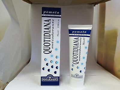 Quotidiana Rinfresca Antiodorante 75ml ,Naturando + 1 PUNTO JOLLY