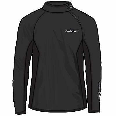 RST Motorbike Thermal Wind Block / Barrier Riding Jacket / Undergarment - Black