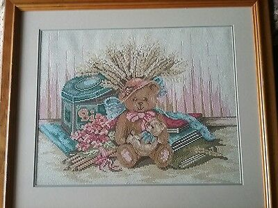 Tapestry - Cross stitch - completed