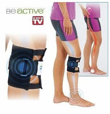 Be Active Brace Point Pad Leg Back Pain Acupressure Sciatic Nerve  UK Seller