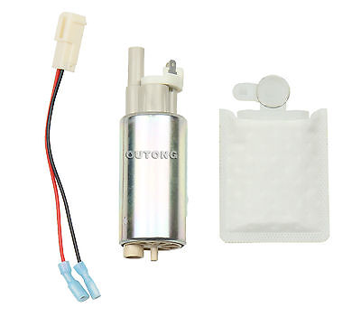 255LPH Returnless /& High Pressure Fuel Pump For Mustang GT Supercar 1998-2011