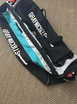 Gray Nicolls Large Cricket Bag - Barely Used!