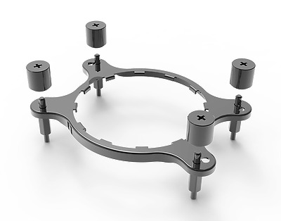 Corsair AMD AM4 Retention Bracket Kit for Hydro Series Coolers