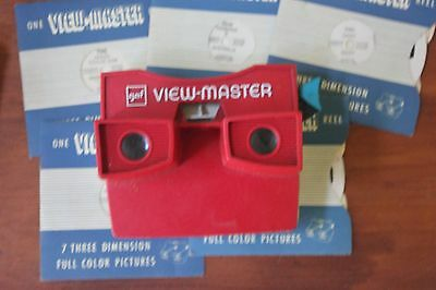 Viewmaster - with 31 Reels